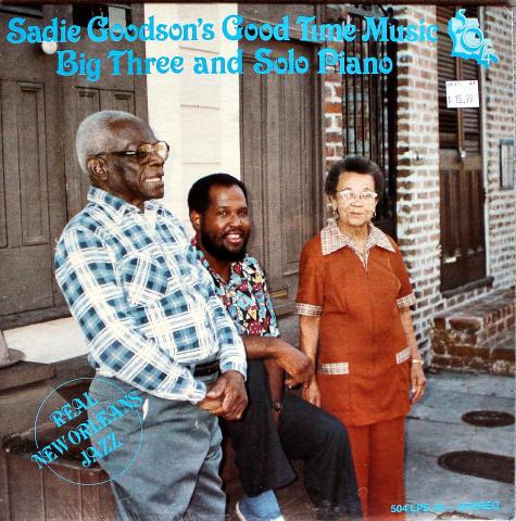 "Sadie Goodson Vinyl 12"""
