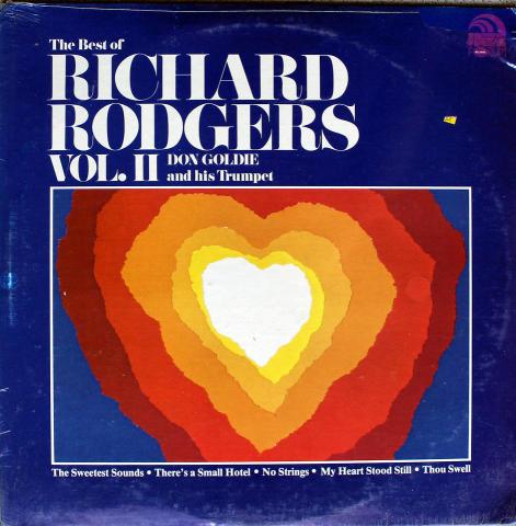 "Richard Rodgers Vinyl 12"" (New)"