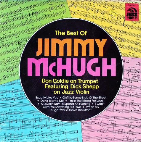 """Jimmy McHugh Vinyl 12"""""""