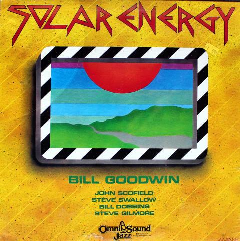 """Solar Energy Vinyl 12"""""""