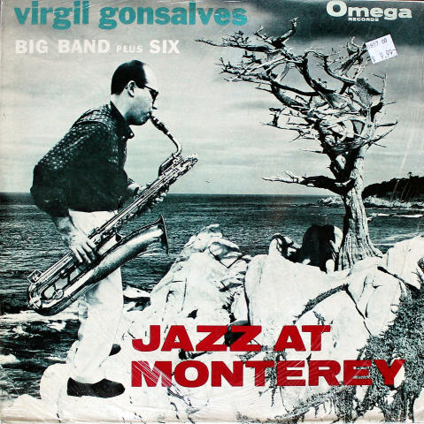 """Virgil Gonzalves Big Band Plus Six Vinyl 12"""""""