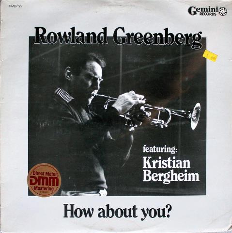 "Rowland Greenberg Vinyl 12"""