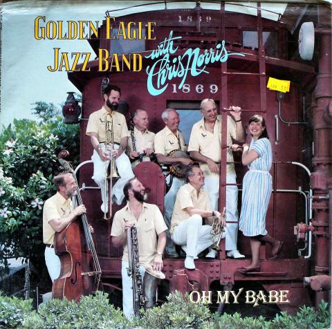 """Golden Eagle Jazz Band Vinyl 12"""""""