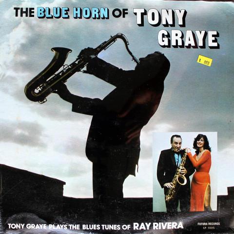 "Tony Graye Vinyl 12"""