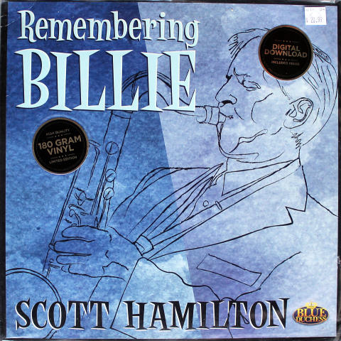 "Scott Hamilton Vinyl 12"""