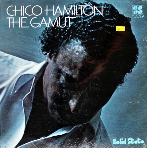 "Chico Hamilton Vinyl 12"""