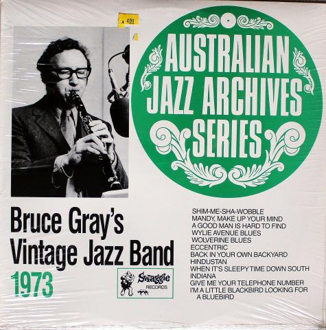 """Bruce Gray Vinyl 12"""""""