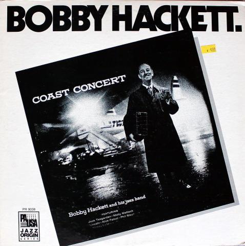 """Bobby Hackett Vinyl 12"""""""