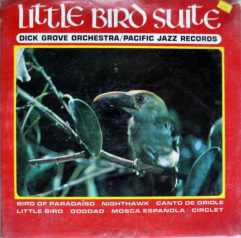 "Dick Grove Orchestra Vinyl 12"""