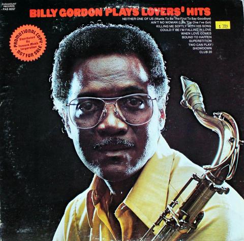 """Billy Gordon Vinyl 12"""""""