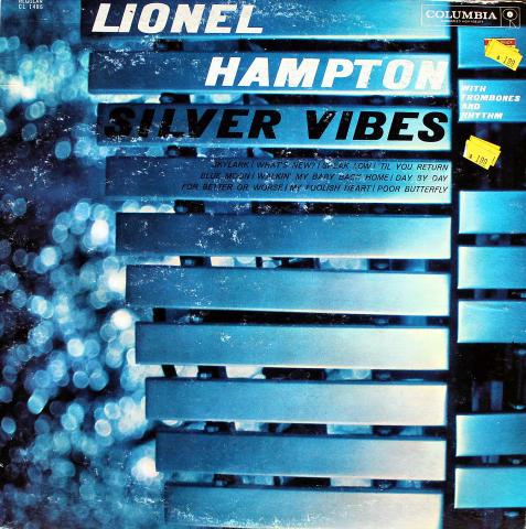 "Lionel Hampton Vinyl 12"""