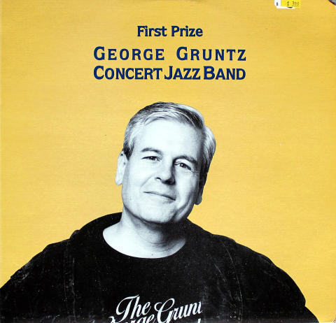 "George Gruntz Concert Jazz Band Vinyl 12"""