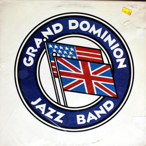 "Grand Dominion Jazz Band Vinyl 12"""
