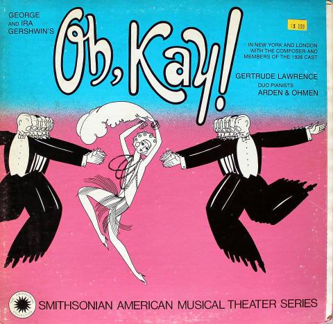 """Oh, Kay! Vinyl 12"""""""