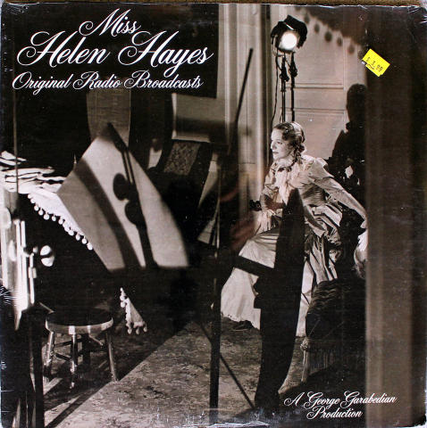"Miss Helen Hayes Vinyl 12"""