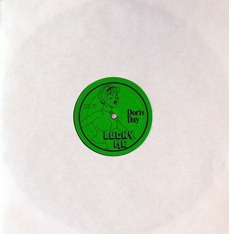 "Doris Day / Betty Hutton Vinyl 12"""