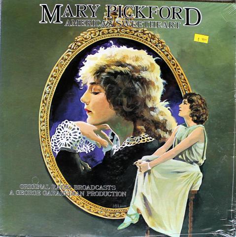 """Mary Pickford Vinyl 12"""""""