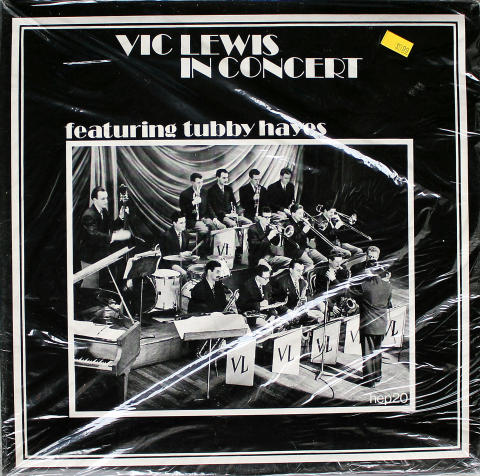 Vic Lewis & His Orchestra Vinyl 12""