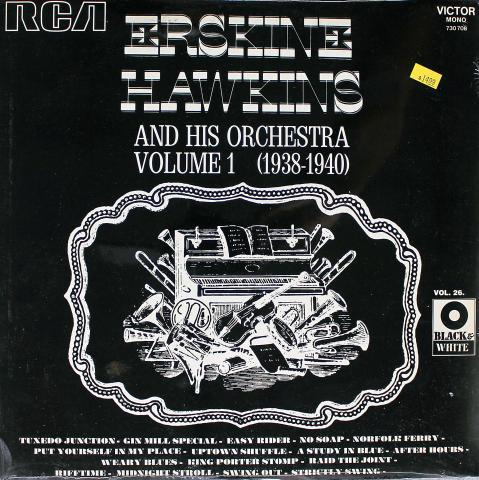 """Erskine Hawkins & His Orchestra Vinyl 12"""""""