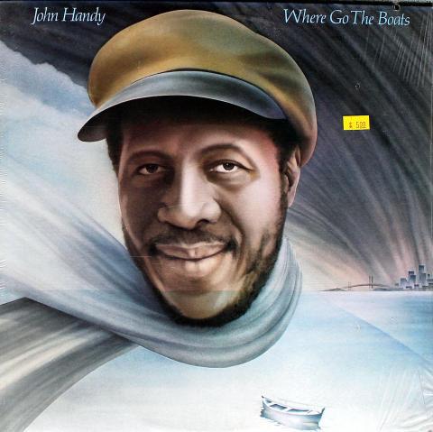 "John Handy Vinyl 12"""