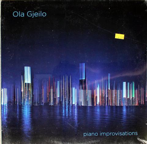 """Ola Gjeilo Vinyl 12"""""""