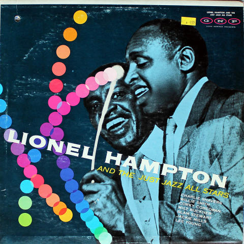 Lionel Hampton And The Just Jazz All Stars Vinyl 12""