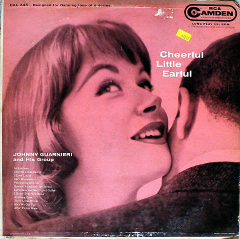 "Johnny Guarnieri And His Group Vinyl 12"""