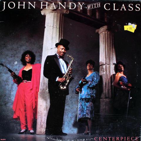 "John Handy With Class Vinyl 12"""
