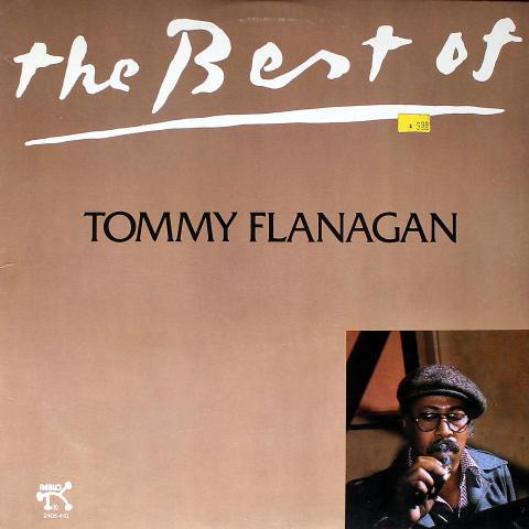 """Tommy Flanagan Vinyl 12"""""""