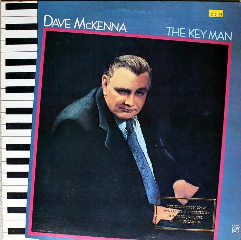 """Dave McKenna Vinyl 12"""""""