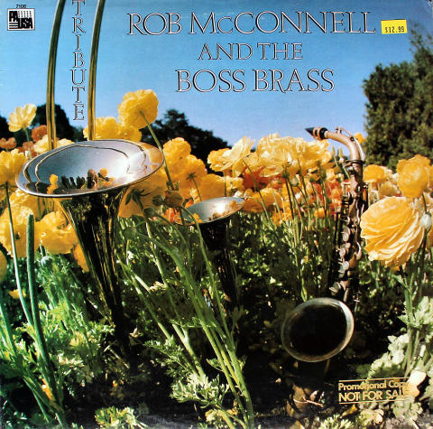 """Rob McConnell And The Boss Brass Vinyl 12"""""""