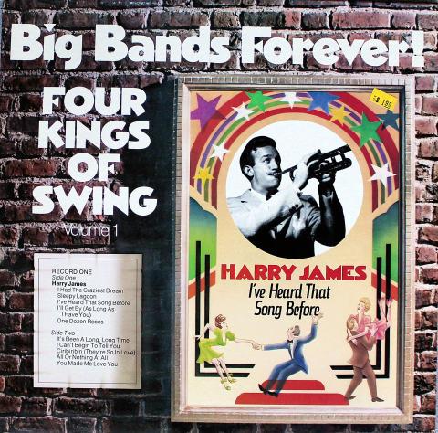 "Four Kings Of Swing Vinyl 12"""
