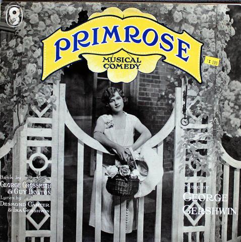 "Primrose Musical Comedy Vinyl 12"""