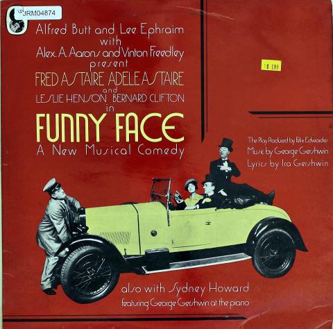 """Funny Face Vinyl 12"""""""
