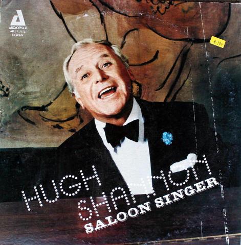 """Hugh Shannon Vinyl 12"""""""