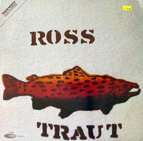 "Ross Traut Vinyl 12"""