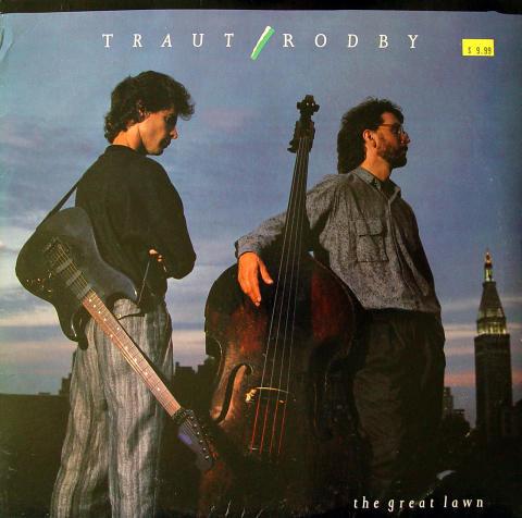 "Traut /Rodby Vinyl 12"""