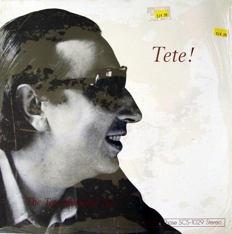 "The Tete Montoliu Trio Vinyl 12"""
