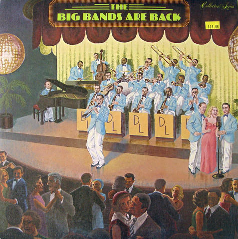 The Big Bands Are Back Vinyl 12""