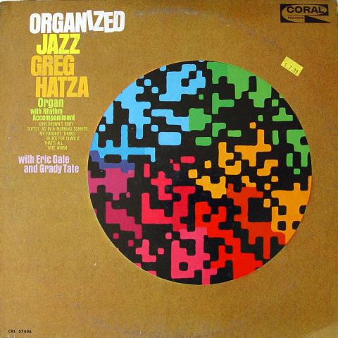 "Greg Hatza Vinyl 12"""