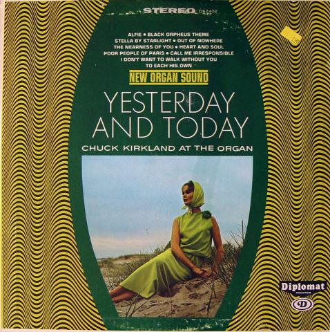 """Chuck Kirkland Vinyl 12"""""""