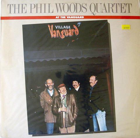 """The Phil Woods Quartet Vinyl 12"""""""
