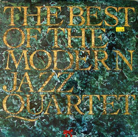 """The Modern Jazz Quartet Vinyl 12"""""""
