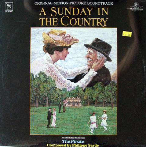 A Sunday In The Country Vinyl 12""