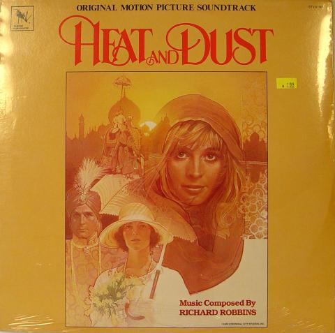 "Heat And Dust Vinyl 12"""