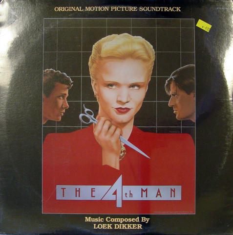 "The 4th Man Vinyl 12"""