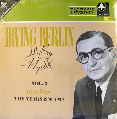 """Irving Berlin Vinyl 12"""""""