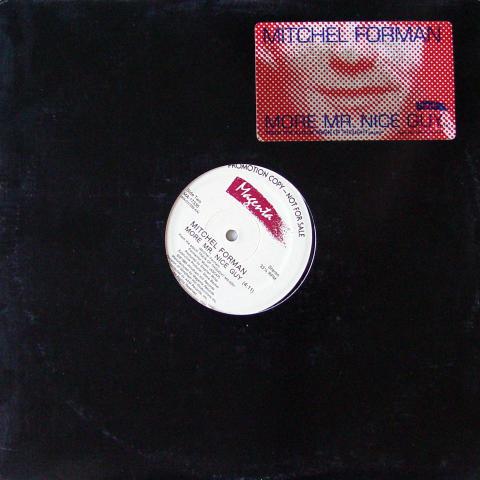 "Mitchel Forman Vinyl 12"""