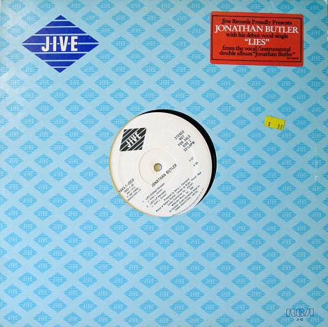 "Jonathan Butler Vinyl 12"""