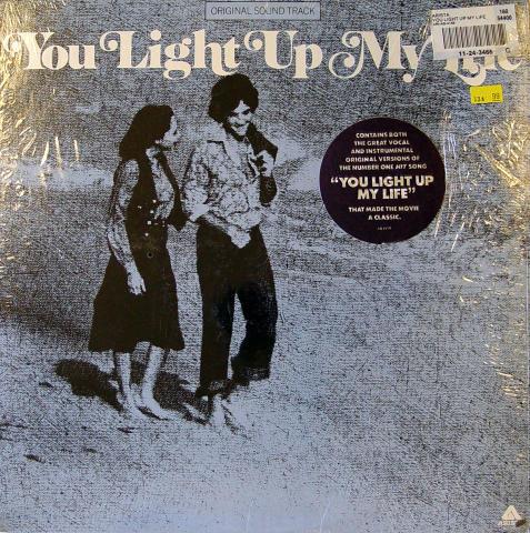 "You Light Up My Life Vinyl 12"""